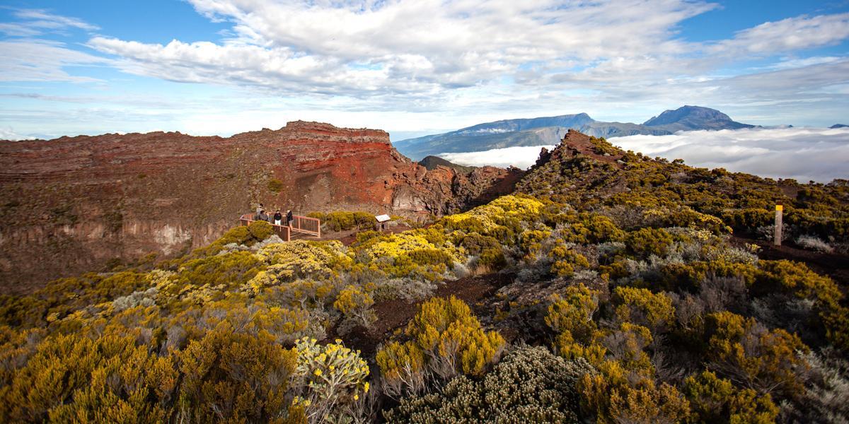 Parc national de La Réunion (Massif du Piton de la Fournaise)