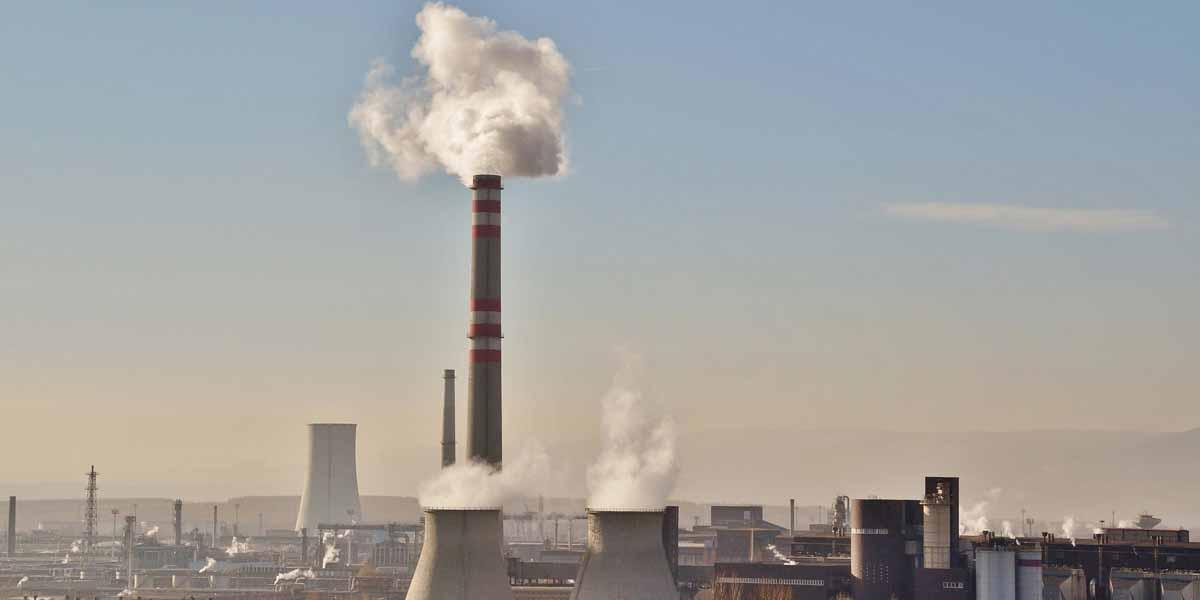 Pollution de l'air (industries et énergie)